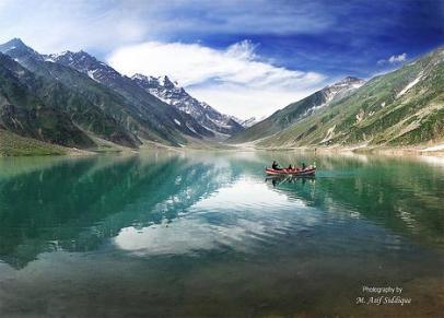 Lake Saif-ul-Malook